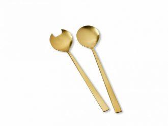 Löffel Gold