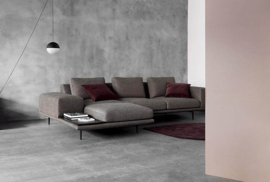 der sofa oder das sofa great das sofa kann ruhig wandnah platziert werden durch die verstellung. Black Bedroom Furniture Sets. Home Design Ideas
