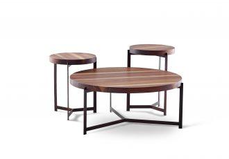 Tisch Hocker Braun