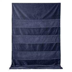 Sanati Tagesdecke dunkelblau von AYTM