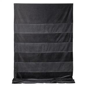 Sanati Tagesdecke schwarz von AYTM