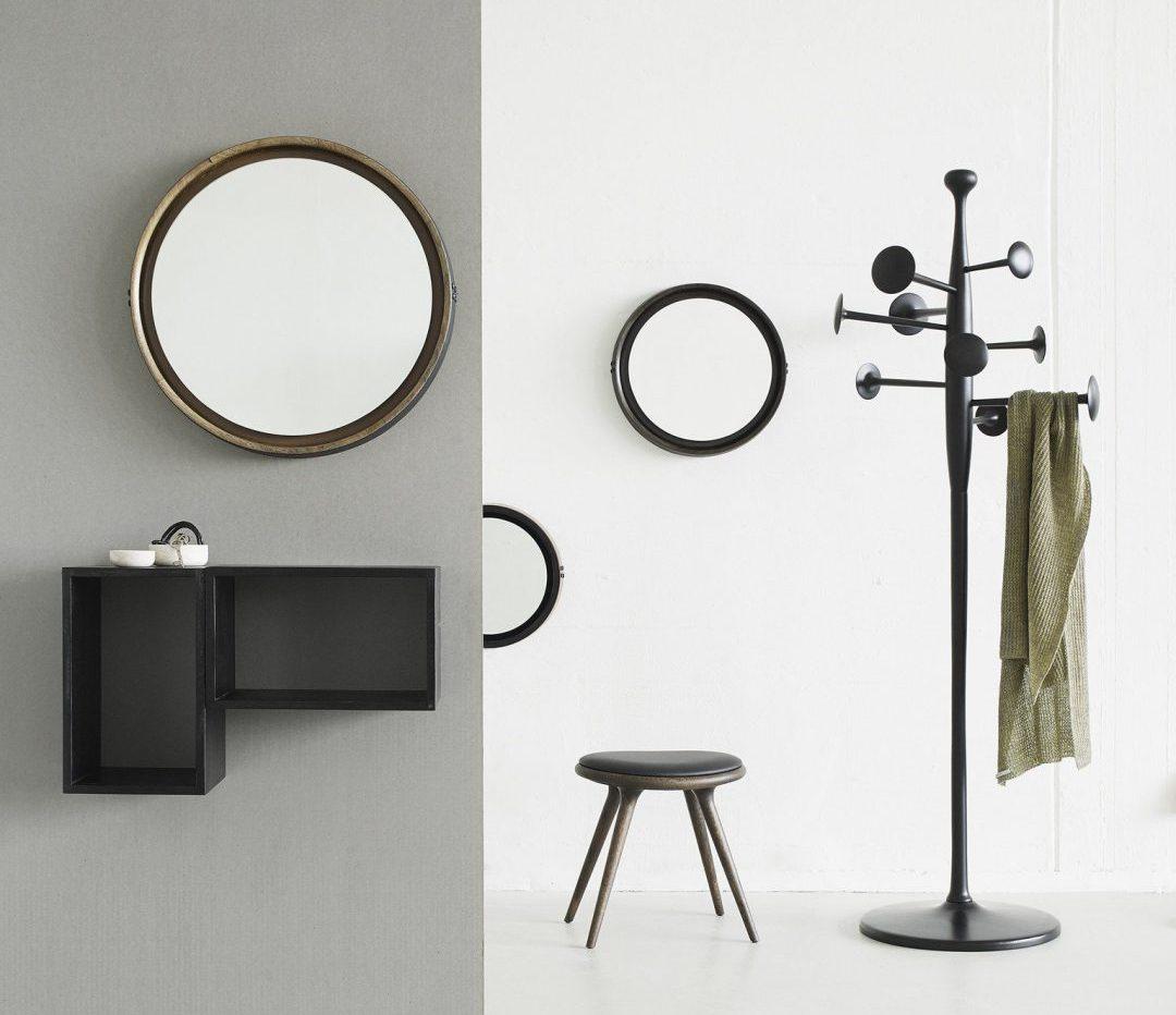Spiegel und Garderoben sowie Gardeobenhaken