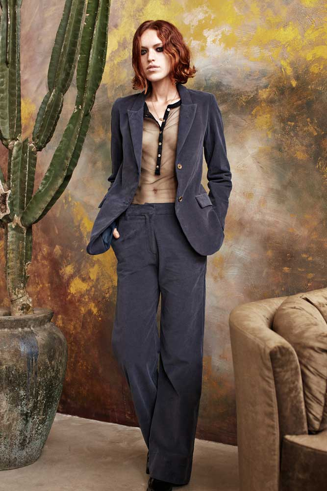 Samt_rabens_saloner_ABBELIN _VELVET_DOWN_JACKET