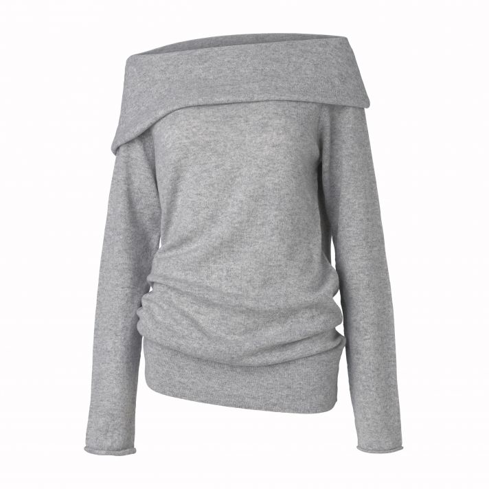 Pullover Sif flint grey von Care by me