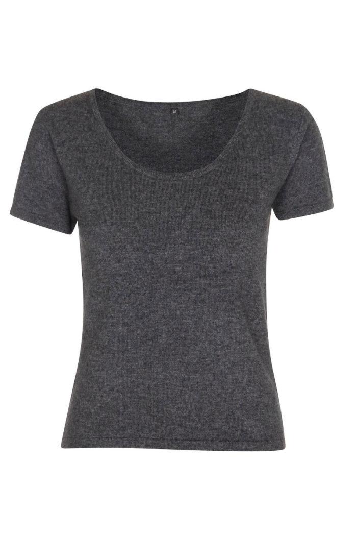 T-Shirt Jean grey von Care by me