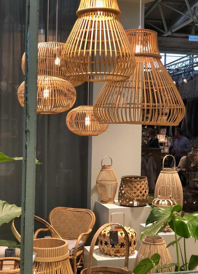 Windlichter und Holzlampen von Broste