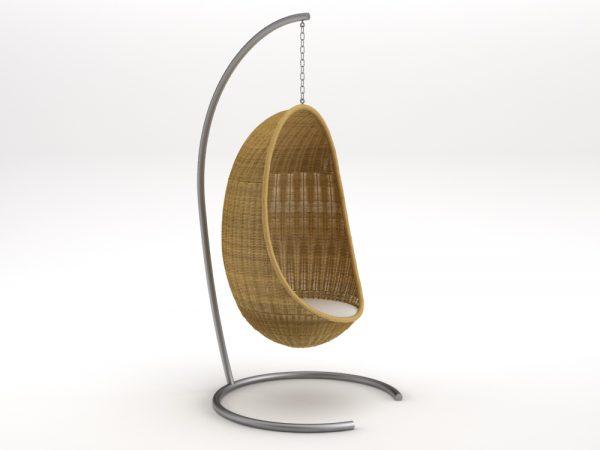 Standfuß für Hanging Egg Chair von Sika-Design