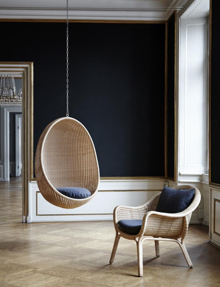 Hanging Egg Chair von Sika-Design