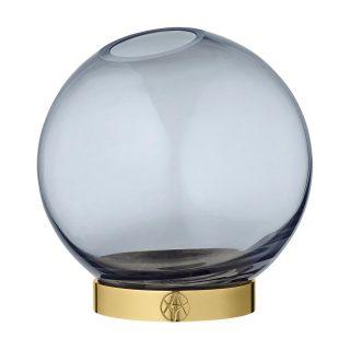 Vase Globe Mini navy von AYTM