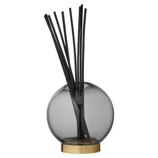 Vase Globe Mini black von AYTM