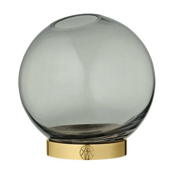 Vase globe mini forest AYTM