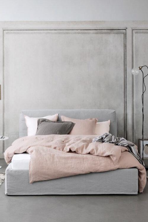 Bettbezug aus Leinen von Geismars