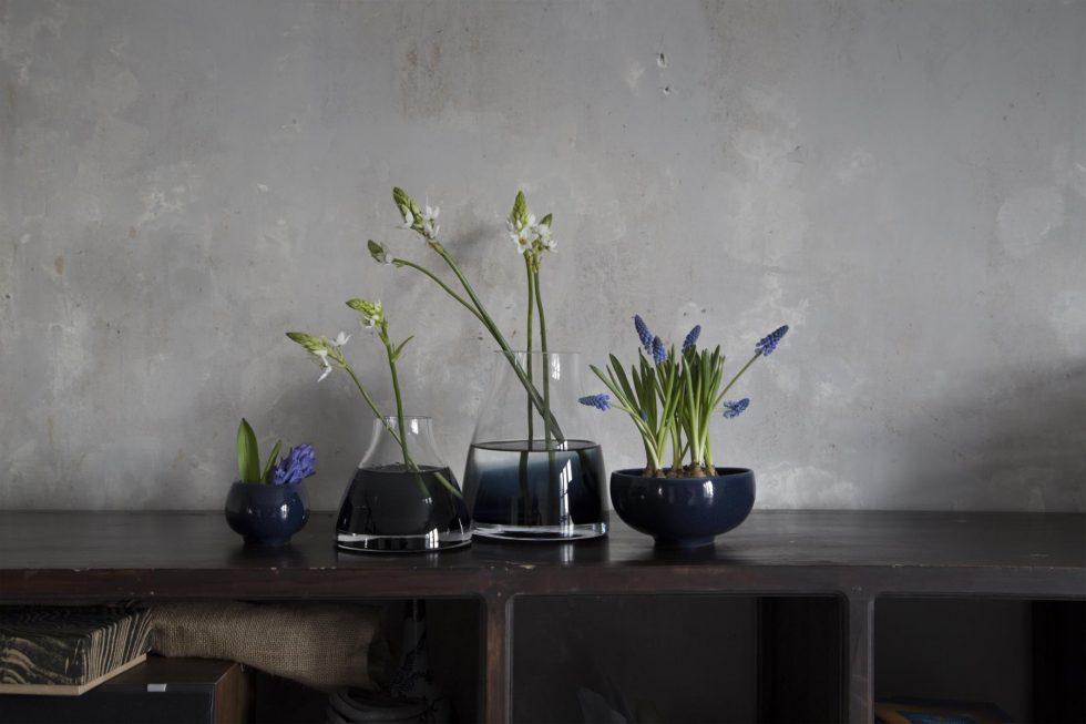 Ro Blumenvasen