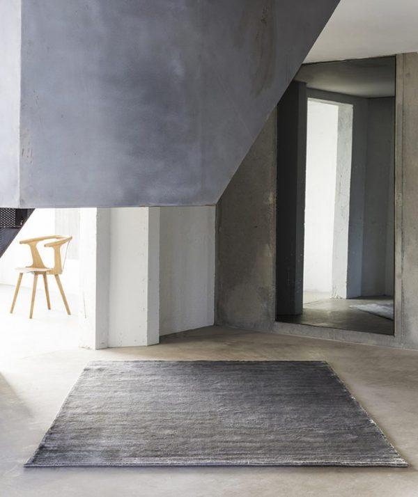 Bamboo Teppich grey von Massimo
