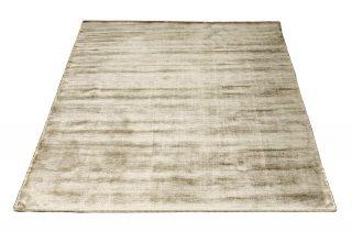 Bamboo Teppich light brown von Massimo