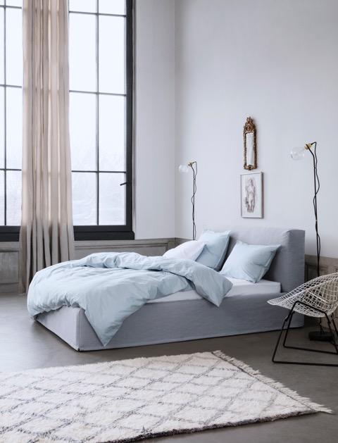 Schlafen mit wunderbarer Bettwäsche