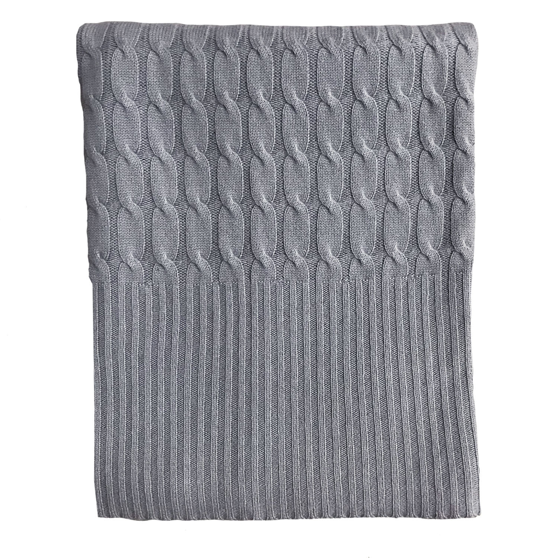 Plaids: Plaid Comfortable von Care mid grey