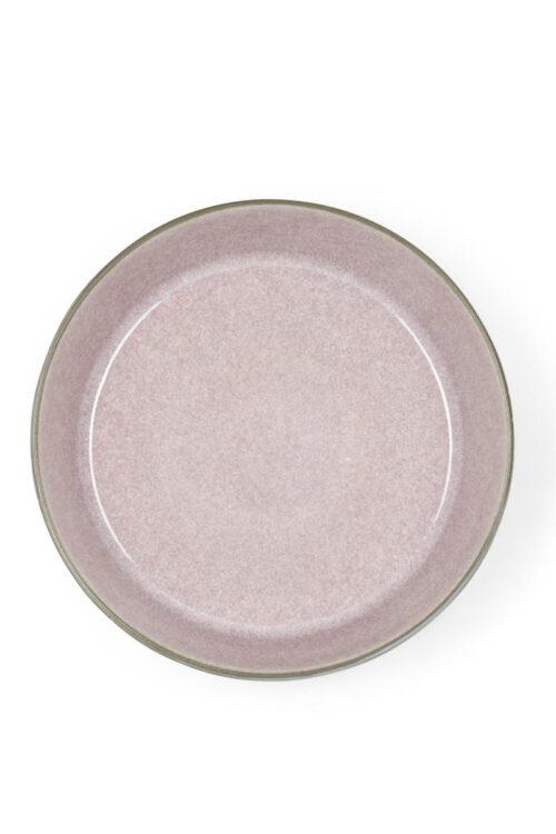 Geschirr: Bitz farbenfrohe Schalen aus Steingut