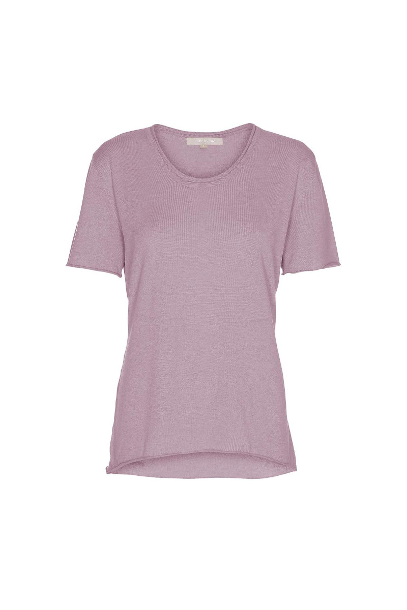 T-Shirt Mynte foggy von Care by me