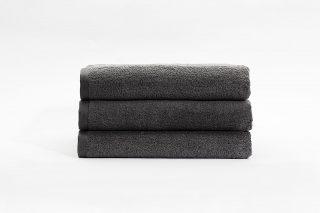 Handtücher von Geismars dunkelgrau