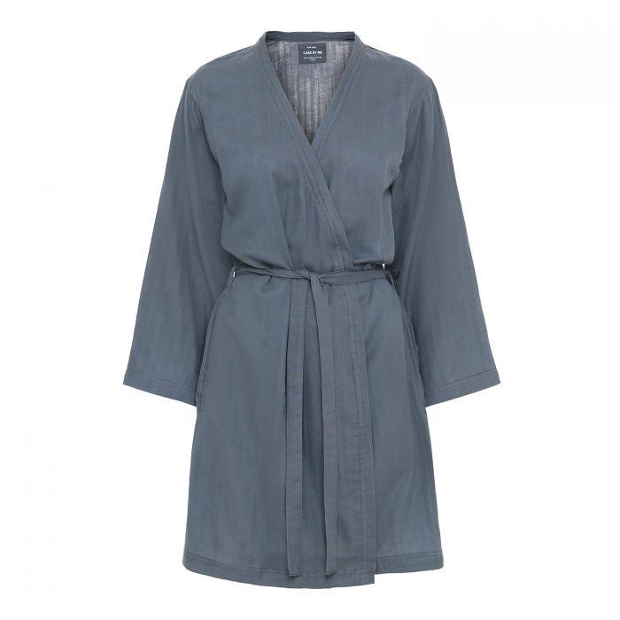 Kimono Vivienne dark grey