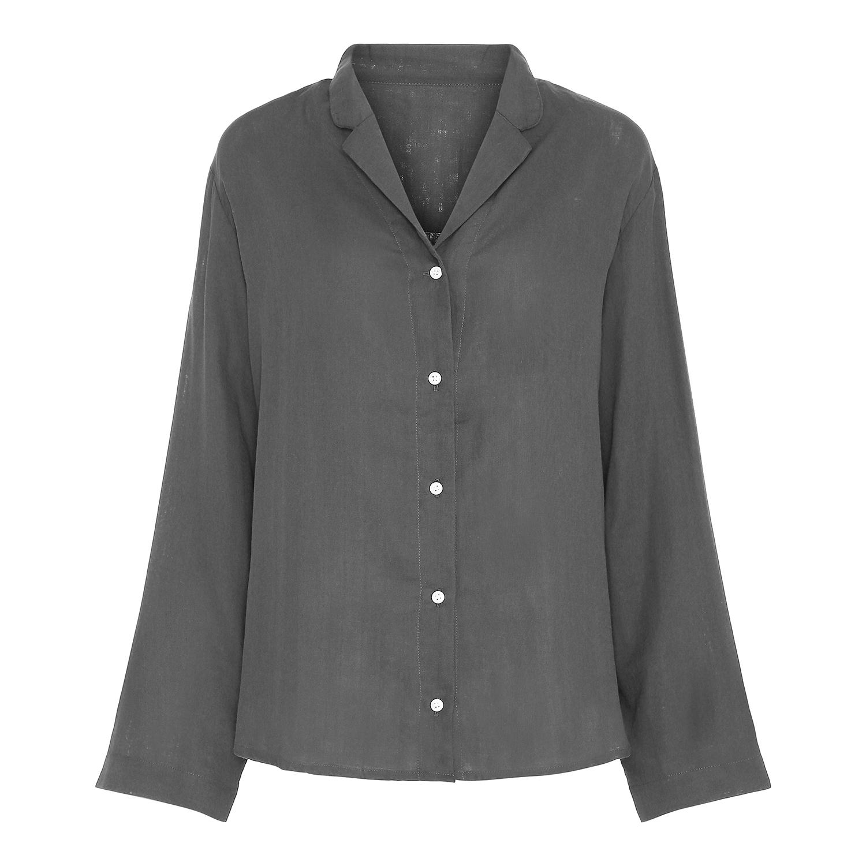 Shirt Vivienne dark grey Care by me