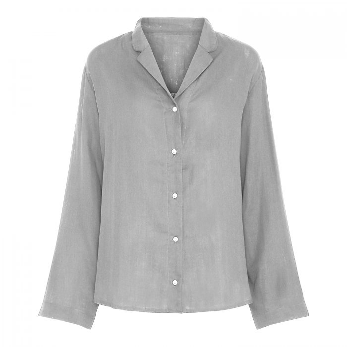 Shirt Vivienne light grey Care by me