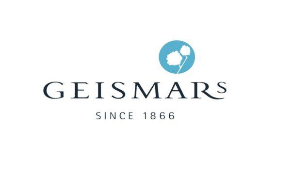 Geismars Geschirrtuch Logo