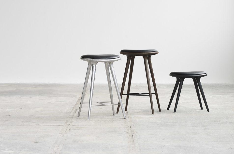 Stühle und Barhocker von mater design