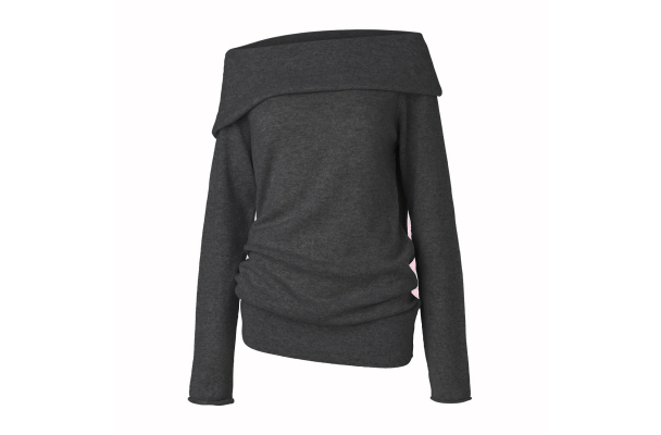 Pullover Sif dark grey Care by me