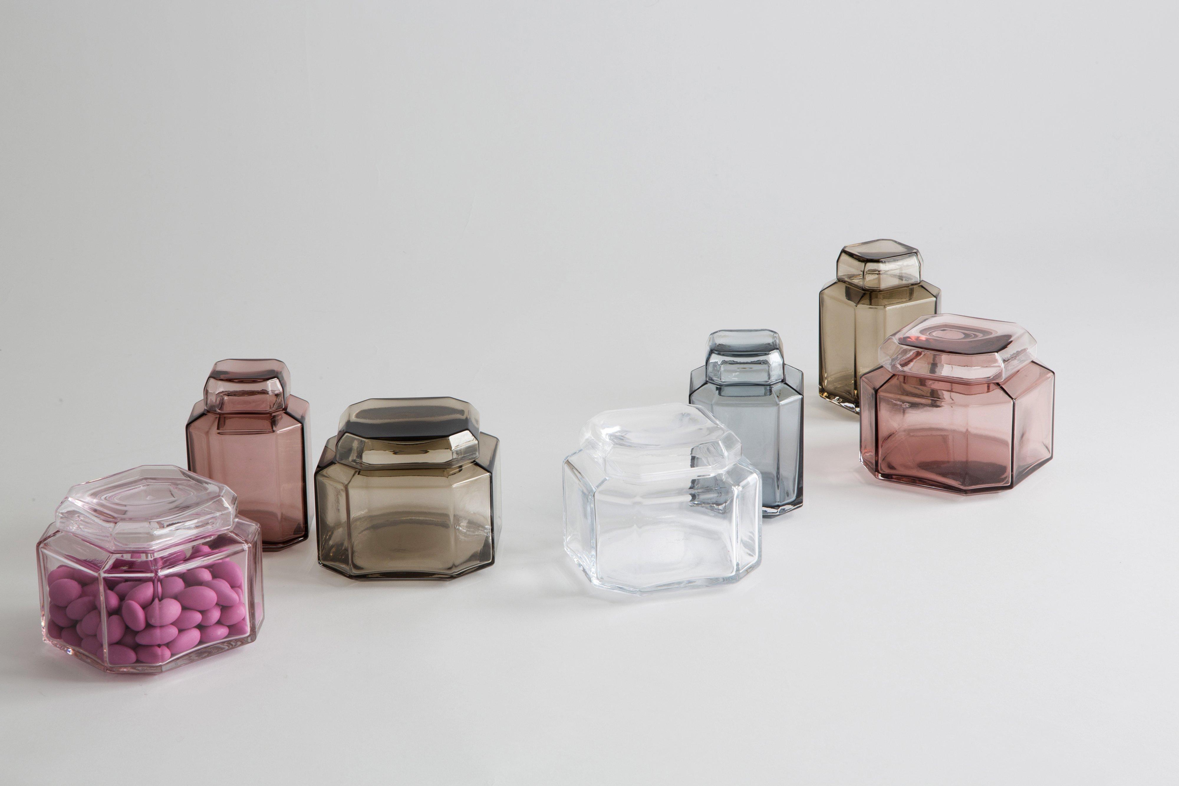 Glasbehälter Brilliant Bon Boniere Pearl