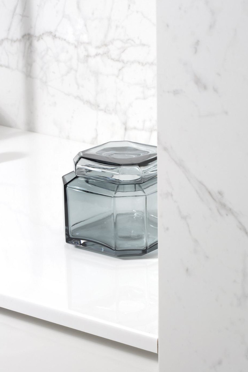 Accessoires Glasbehälter Brilliant Bon Boniere PearlPearl Louise Roe