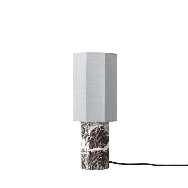 """Tischlampe """"Eight over eight"""" aus Marmor von Louise Roe Copenhagen"""