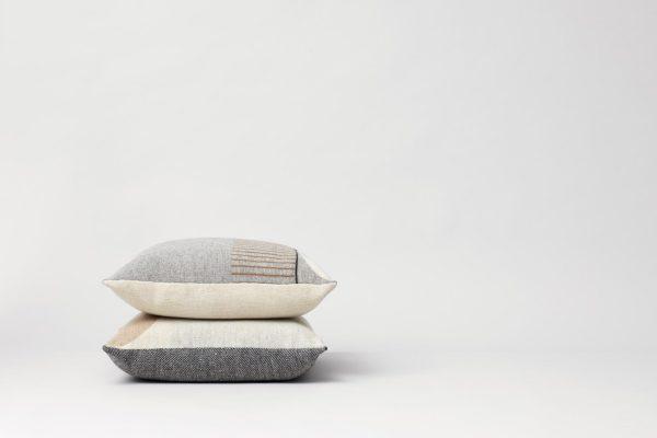 Aymara Kissen mit Muster quadratisch