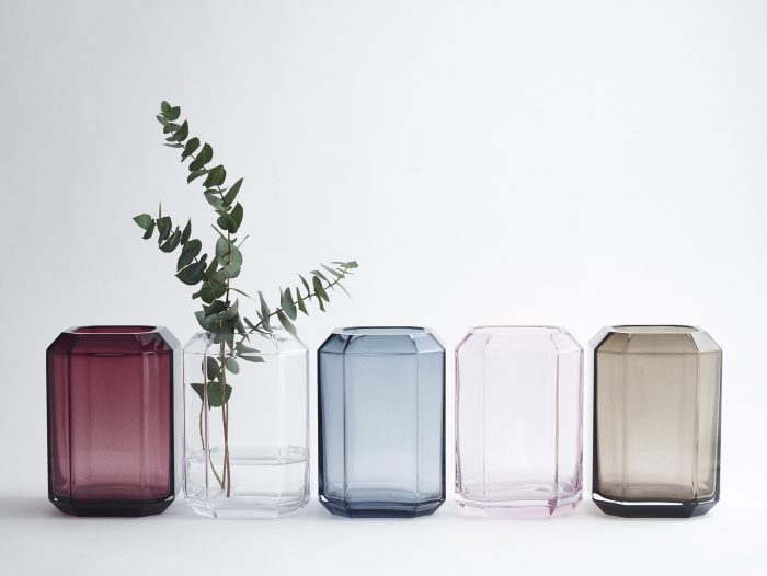 Jewel Vase medium von Louise Roe