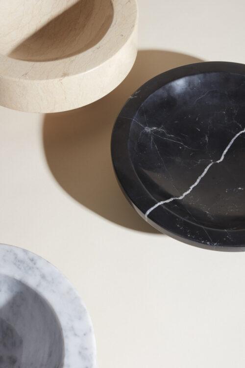 Schale aus Marmor Louise Roe