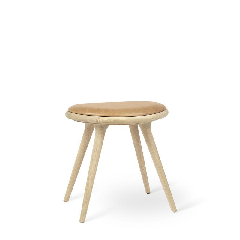 Hocker Eiche Geseift 47 Cm Von Mater Design