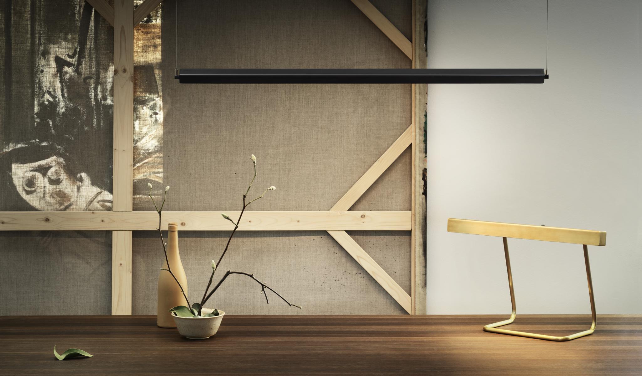 T-Modell Tischleuchte von Anour