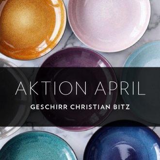 Aktion des Monats April