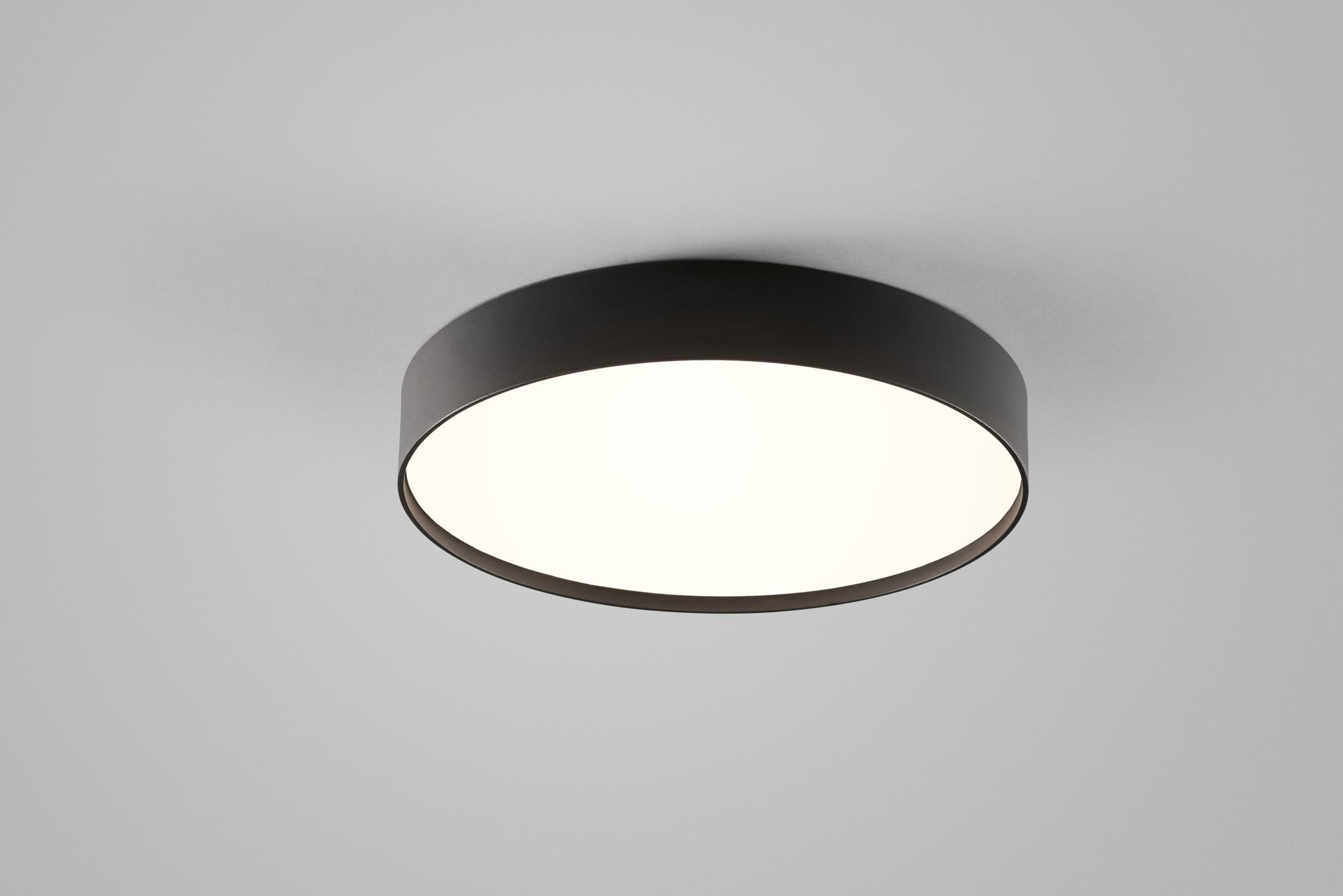 Deckenlampe SURFACE schwarz