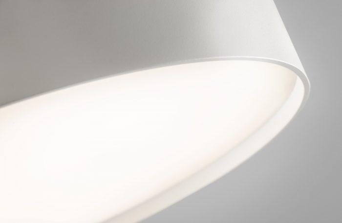 Deckenlampe SURFACE wei0