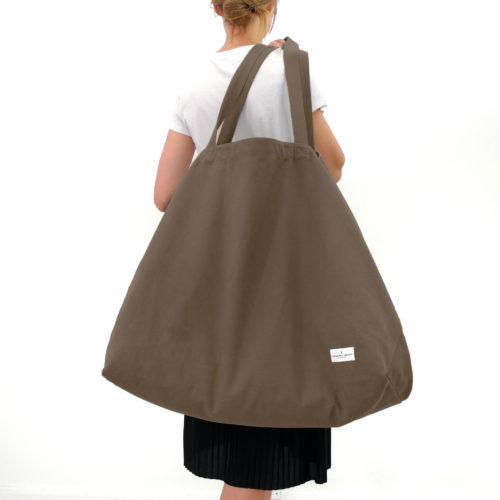 Stofftaschen und Schürzen