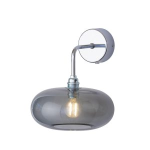 Wandlampe Horizon smokey grey