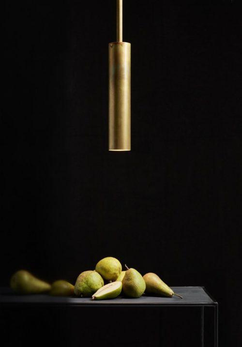 Stav 1a XL Deckenleuchte brass von Kons