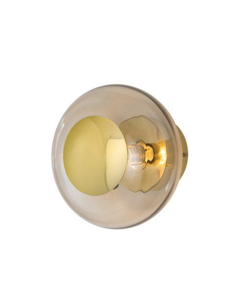 Deckenlampe Horizon Ø 21 cm von Ebb & Flow forest chestnut