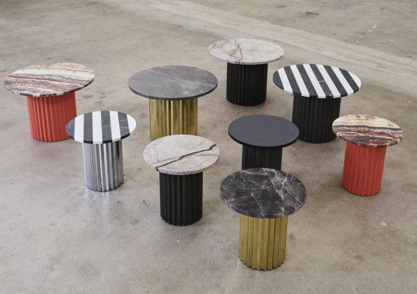 Couchtisch Column von Lisette Rützou
