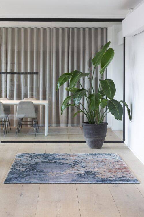 Ocean Blue Teppich von Massimo