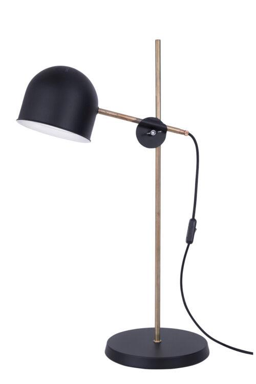 KH#2 Tischlampe schwarz Konsthantverk