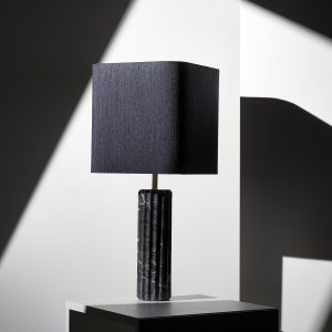 Tischlampe Proud black von Lisette Rützou