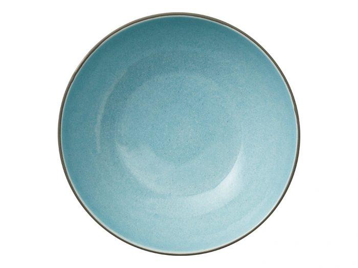 große Salatschale Bitz hellblau